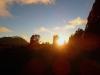 Sunrise on day 3