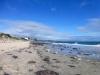 The beach south of Glenelg