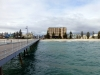 It might have been quite a dull day, but Glenelg is very picturesque nonetheless