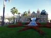 The Casino de Monte Carlo from the track in front of where our grandstand was