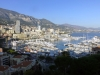 The harbour from Monaco-Ville