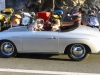 We saw some flash cars from our bus – this is a convertible Porsche perhaps late 1950s