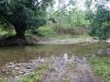 The first of 17 creek crossings