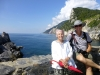 Paul and Mum at Grotto Byron