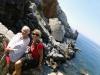 Jan and Mum at Grotto Byron