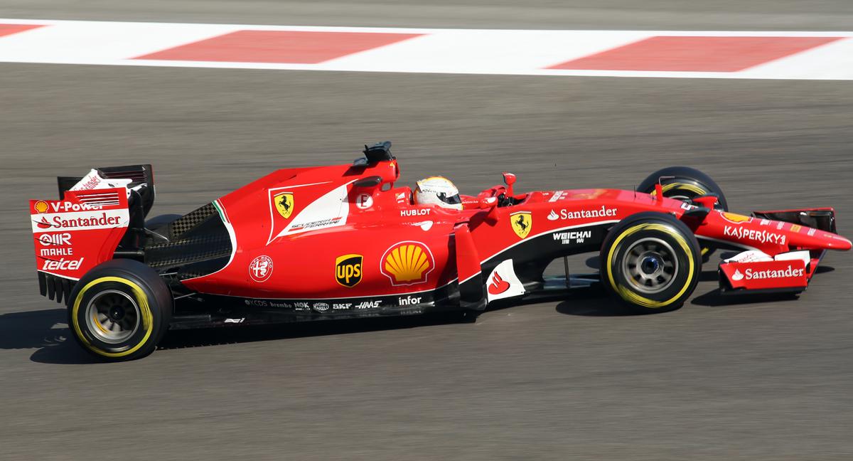 Abu Dhabi race Fri0195
