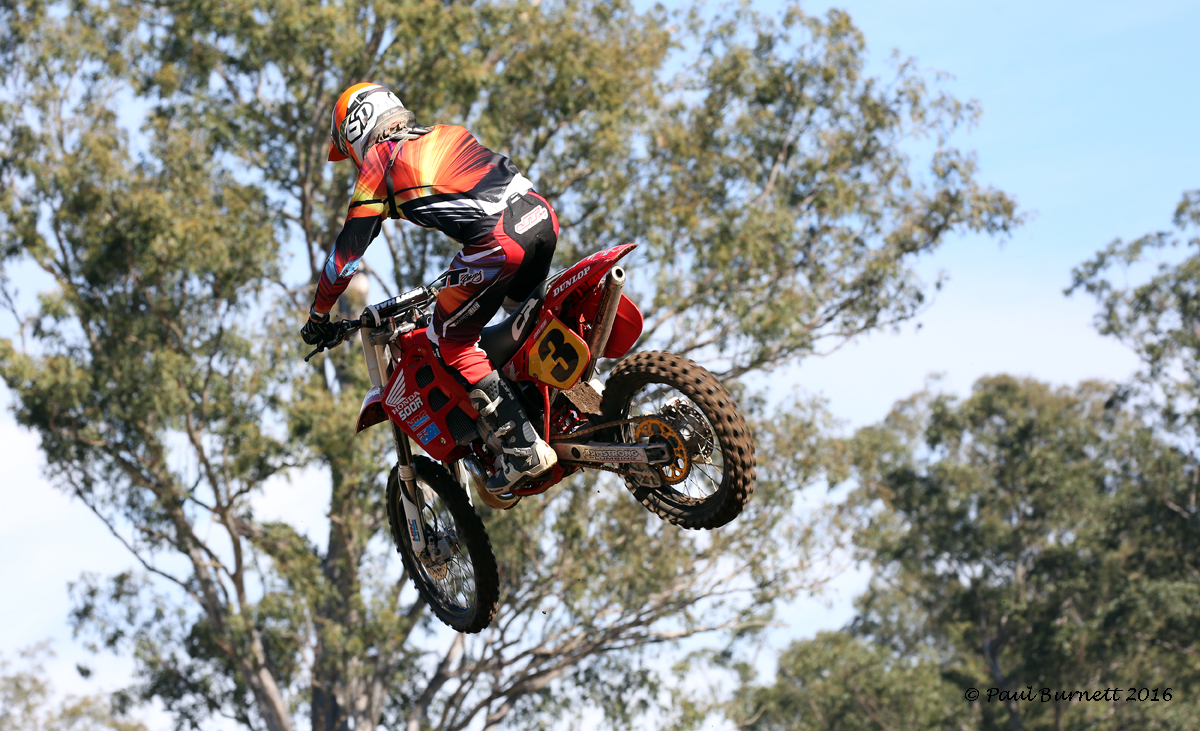 A high-jumping CR500