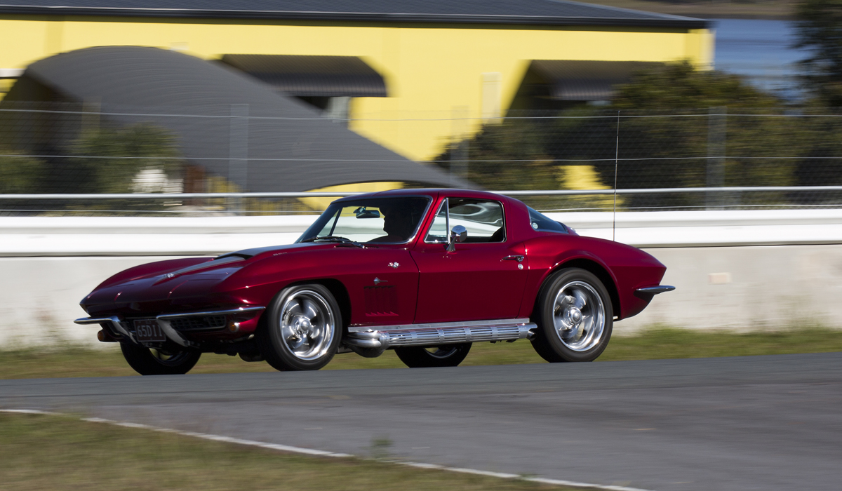 '66 Big Block Corvette