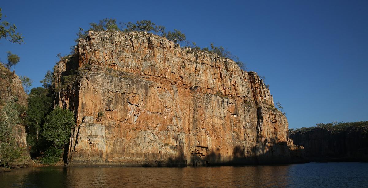 Nitmulik George (Katherine River)