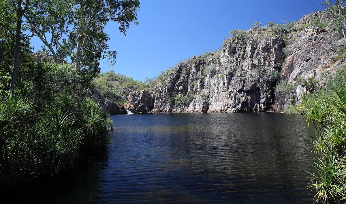 Liliyn Falls